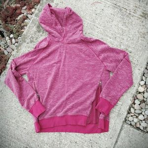 lululemon athletica Tops - 🍋LULULEMON🍋 burgundy zipper hoodie